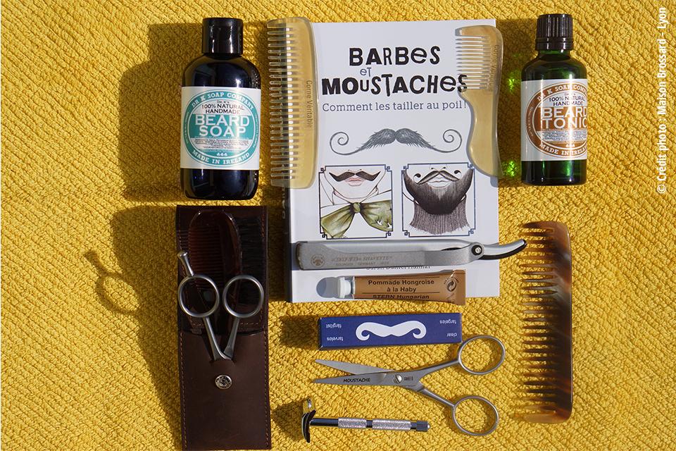 Entretien Barbes et Moustaches