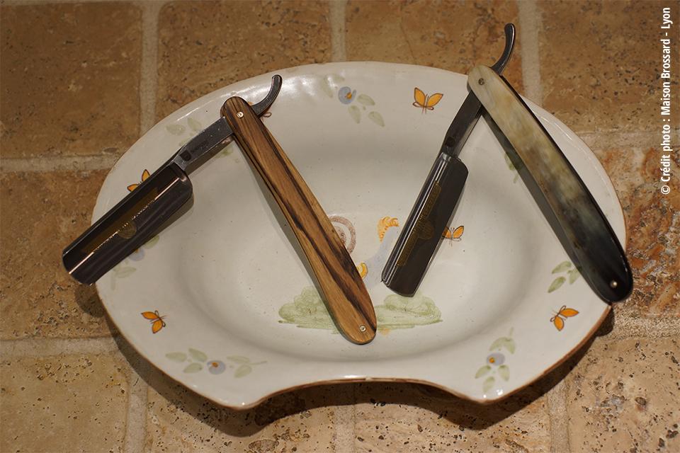 Rasoirs de barbier Solingen