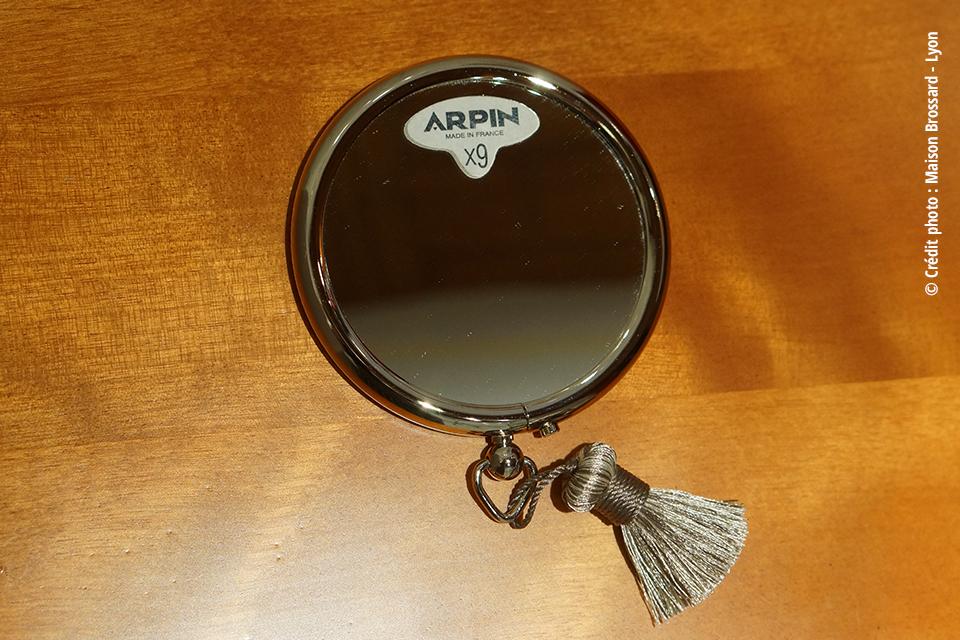 Miroir de Sac Grossissant Arpin