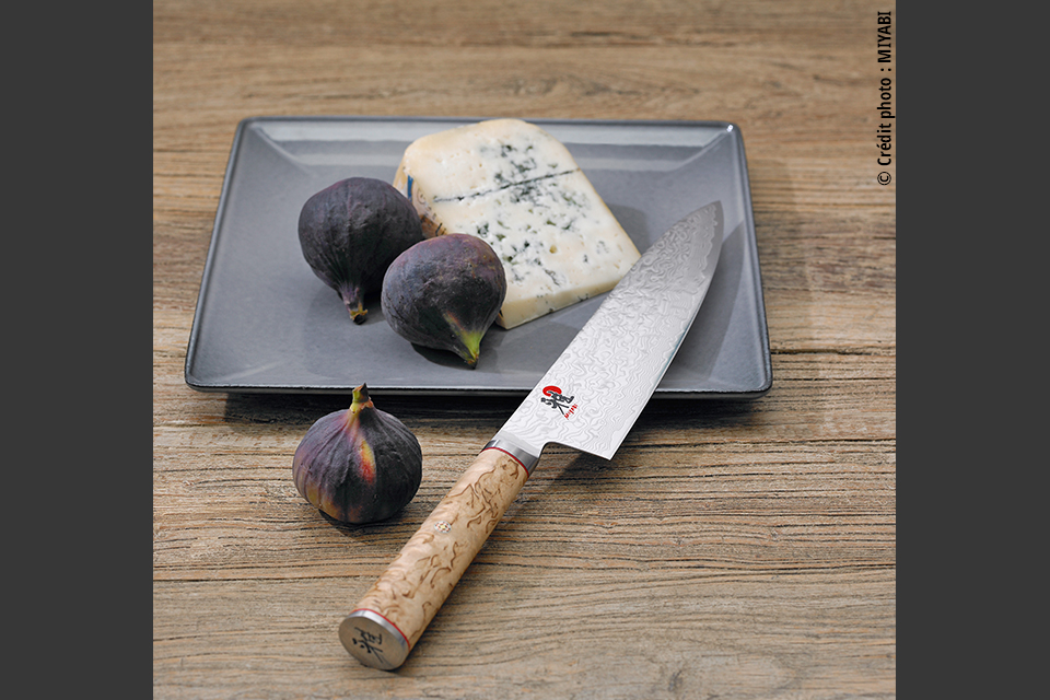 Couteau de Cuisine - Miyabi Seki Japon – 5000 MCD