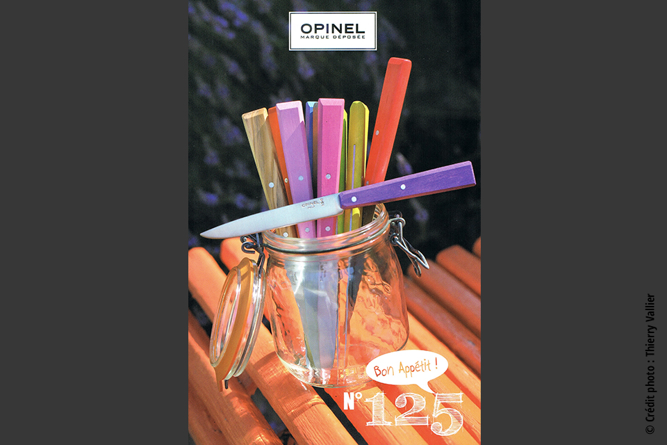 Couteaux de Table Opinel