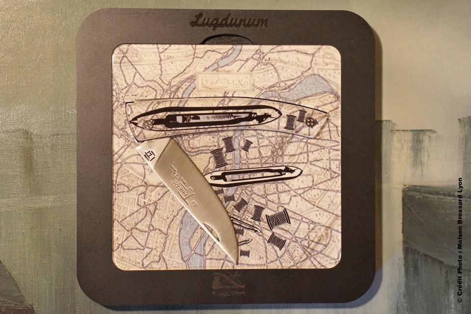 Thiers par Fleury, Le Lugdunum