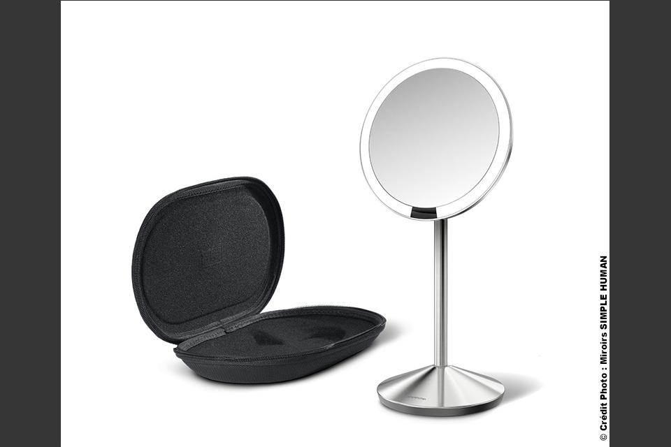 Miroir SIMPLE HUMAN