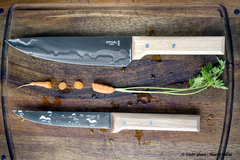 Couteaux de Cuisine Opinel. Large gamme de 8€50 à 30€