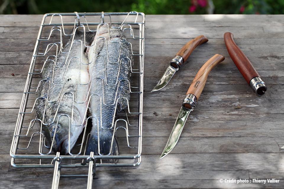 Les Couteaux Opinel Effilés. Large gamme de 15€ à 26€
