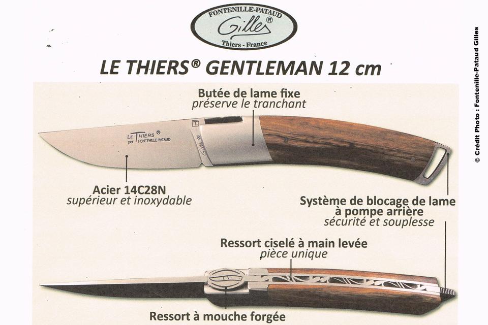 Fontenille-Pataud Thiers France Gentleman